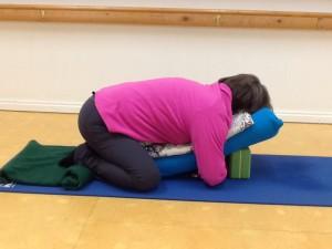 rexburg yoga teacher reference  practice with adjustments